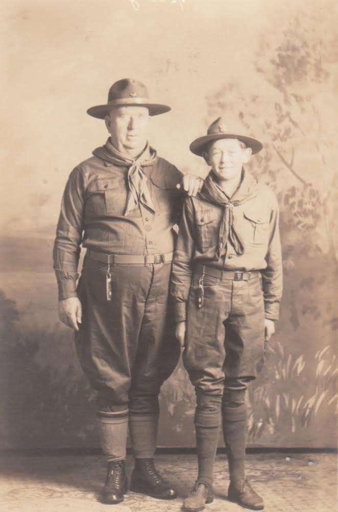 George-Emer-Crockett-and-son-Kenneth