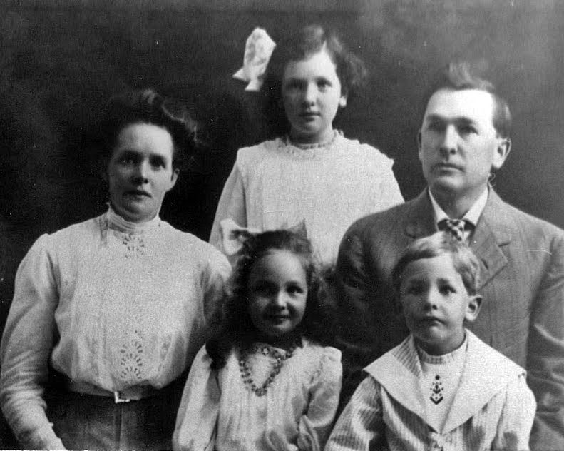 Hyrum-Enos-Crockett-family