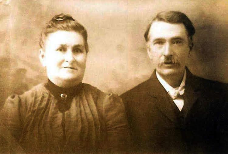 Ozro-Crockett-and-Ruth-Clarkson