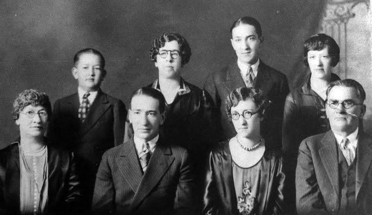 William-and-Stella-Crockett-family