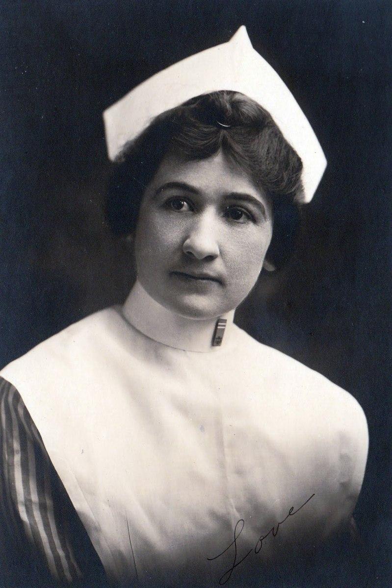 Beulah-Ream-nurse