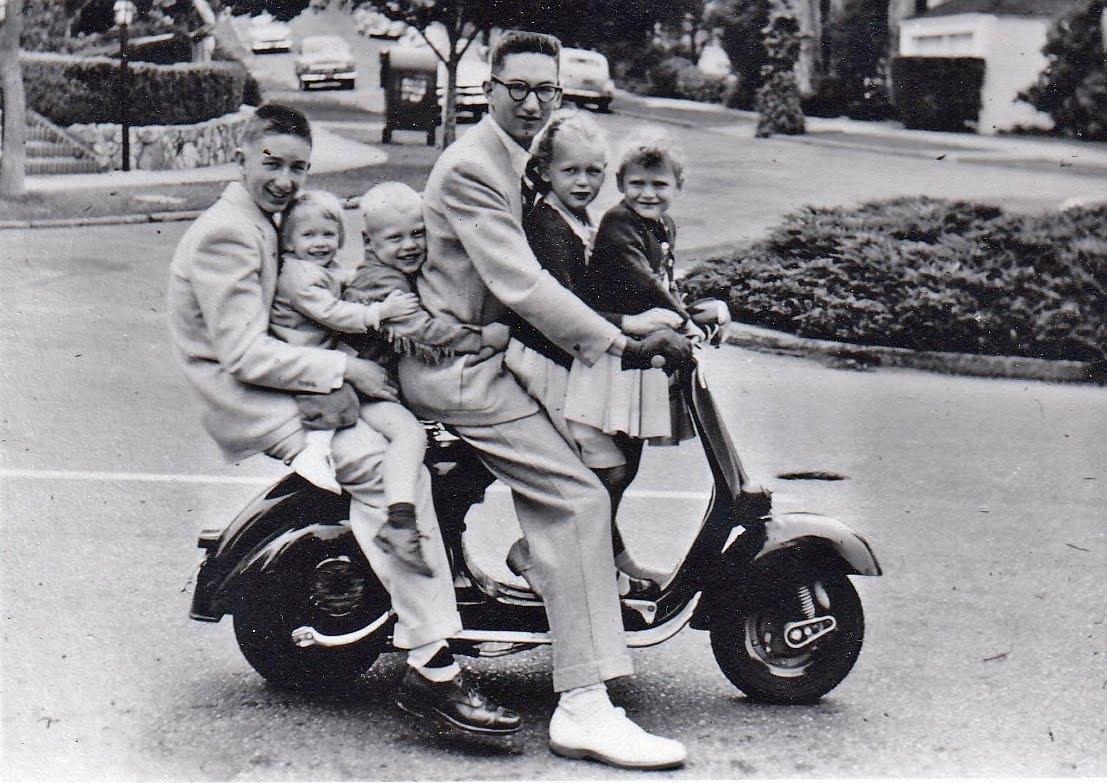 Eldon-and-David-Ream-with-Douglas-grandchildren