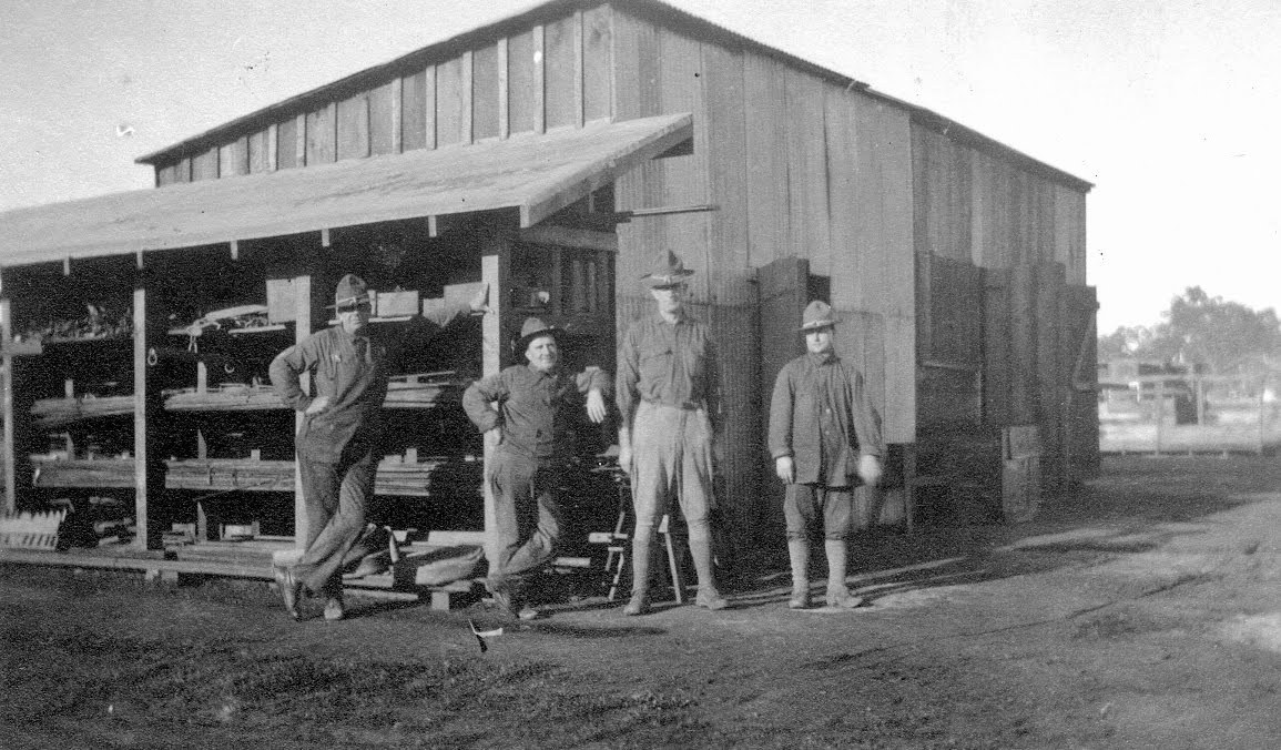 Lee-at-blacksmith-shop