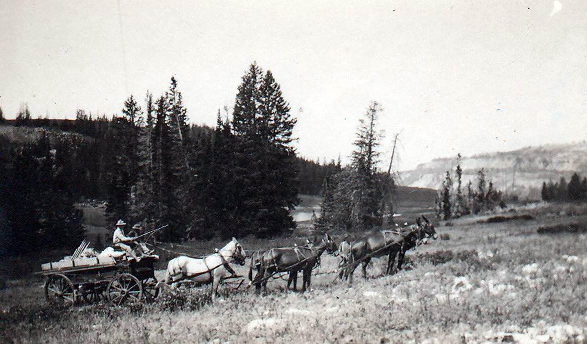 WW-Ream-surveys-Manti-Canyon1913